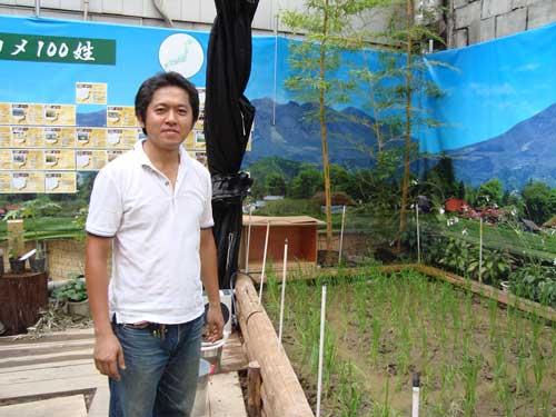 Ginza Farm's Iimura Kazuki