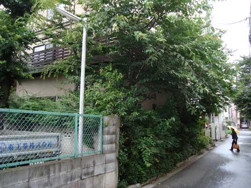Kami Meguro residence A context