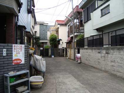 Nakano Honcho dead space