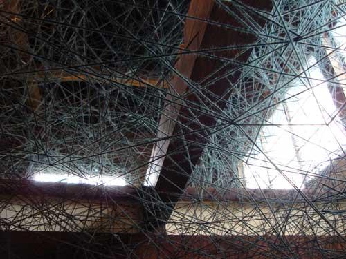 Niigata cobweb house