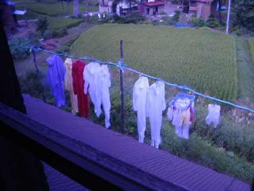 Niigata Dream House costumes