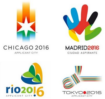 2016 Olympics, 4 cities competing