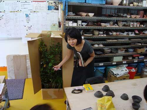 5bai Midori box at Shiho
