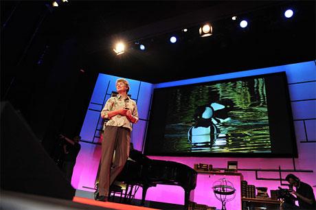Janine Benyus TED Global talk