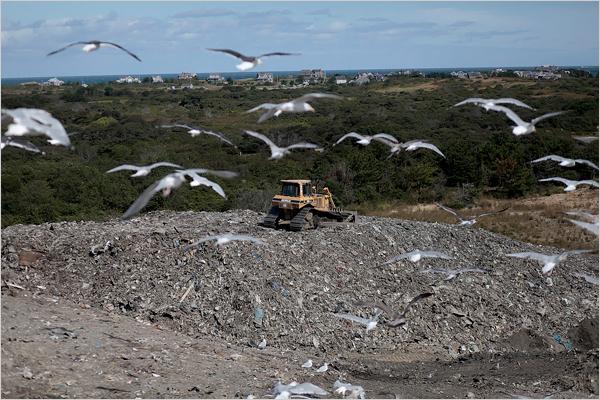 Zero waste vs landfill