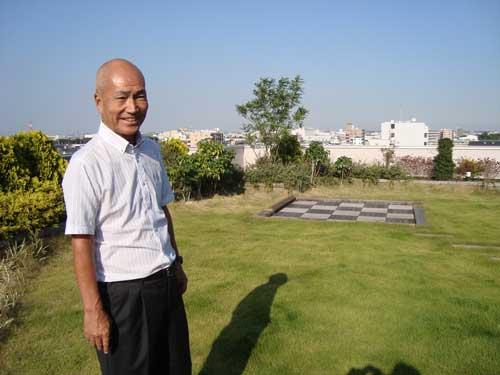 Professor Mori Yuichi of Mebiol