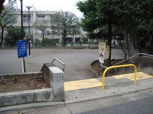 Why are neighborhood parks so sad?