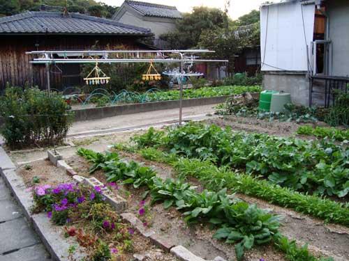 Inujima garden