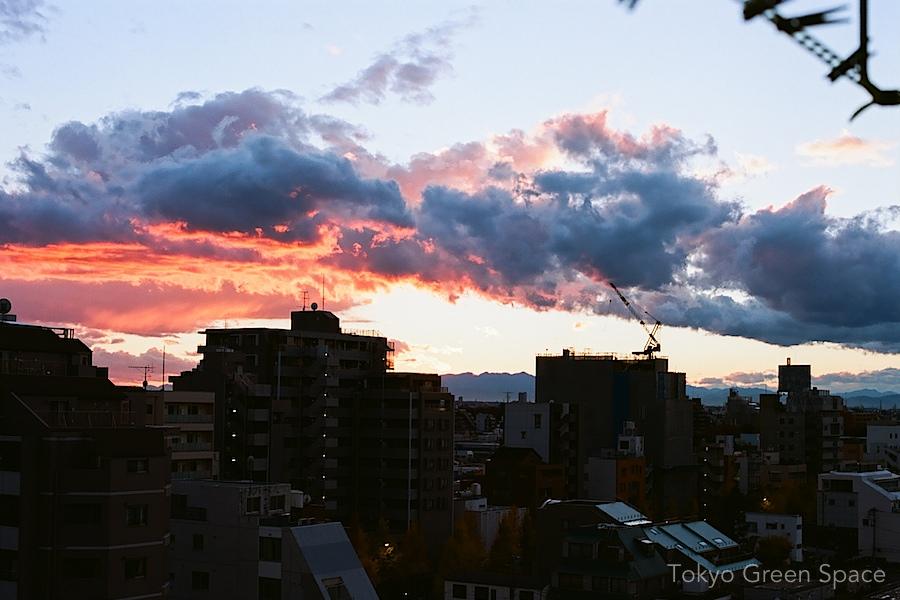 sunset_nakano