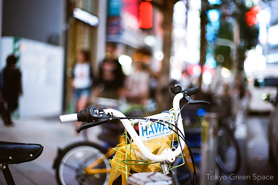 hawaii_shinjuku_bike