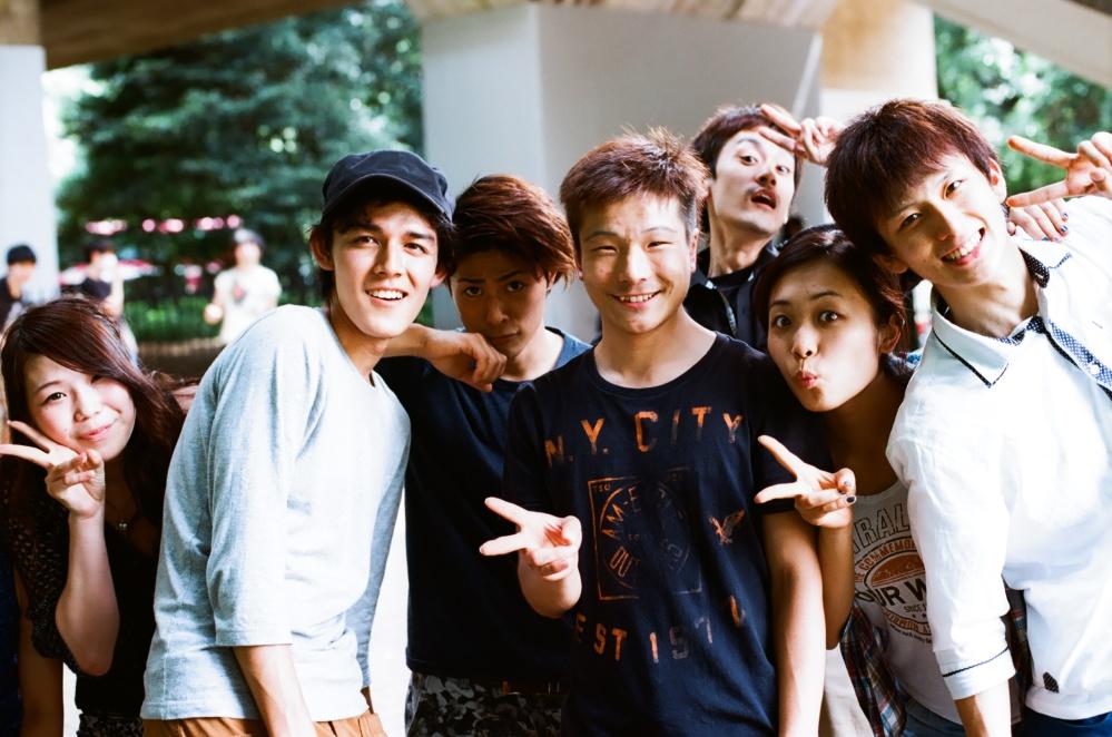 dancers_yoyogi_park